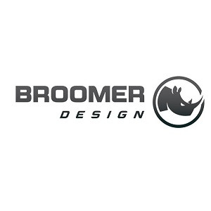 Автобокс Broomer Venture L серый глянец