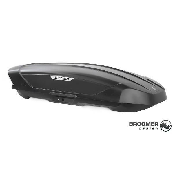 Автобокс Broomer Venture L черный тиснение