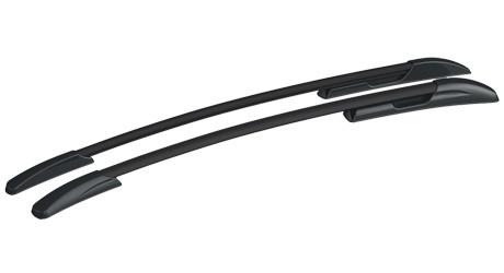 Рейлинги на Ford Focus (2011- ) АПС полимер черный
