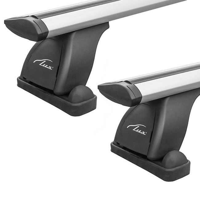 2007-2013г. Lux Трэвел 82 крыловидные аэро дуги (модельный багажник)