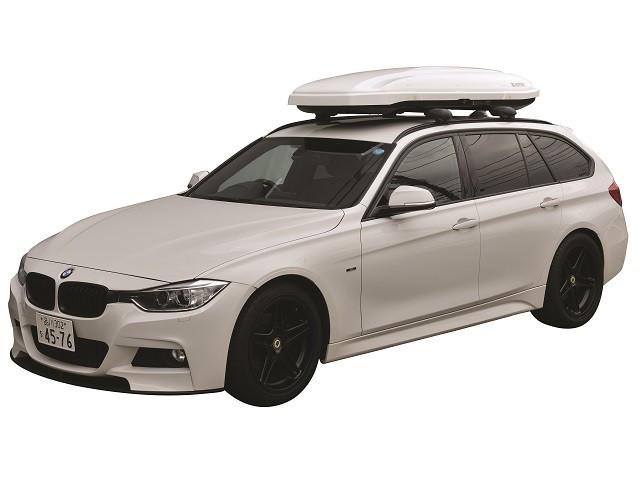 Автобокс Inno Roofbox 56 белый глянцевый