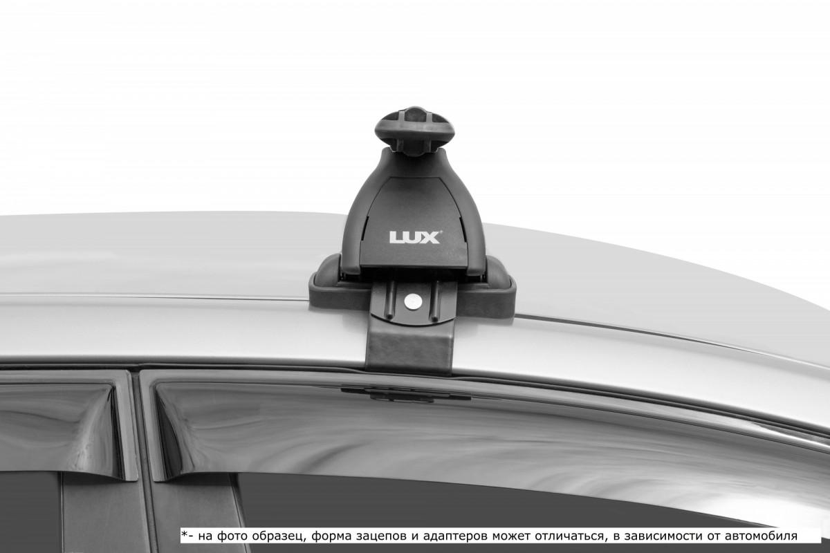 Lux, аэродинамические дуги  (модельный багажник)