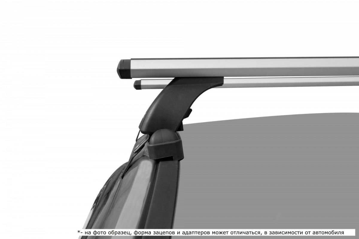 Lux Трэвел 82, крыловидные аэро дуги (модельный багажник)