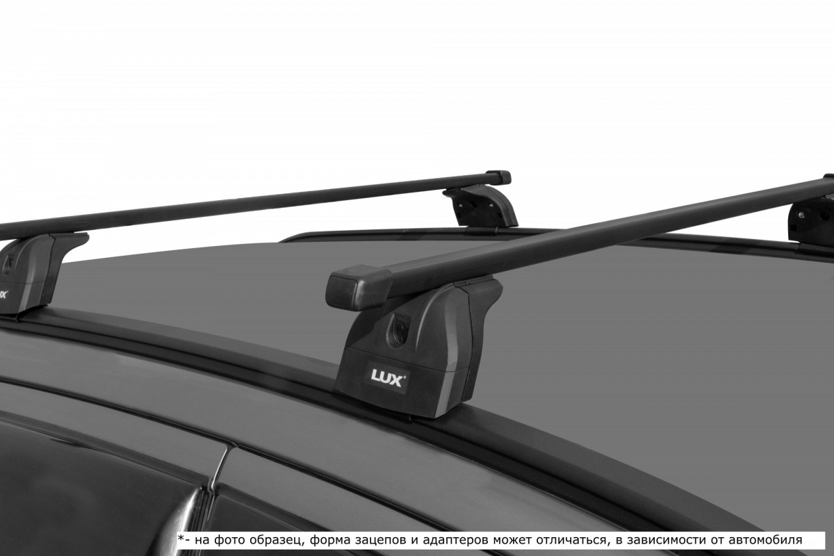 Lux, прямоугольные дуги(модельный багажник)
