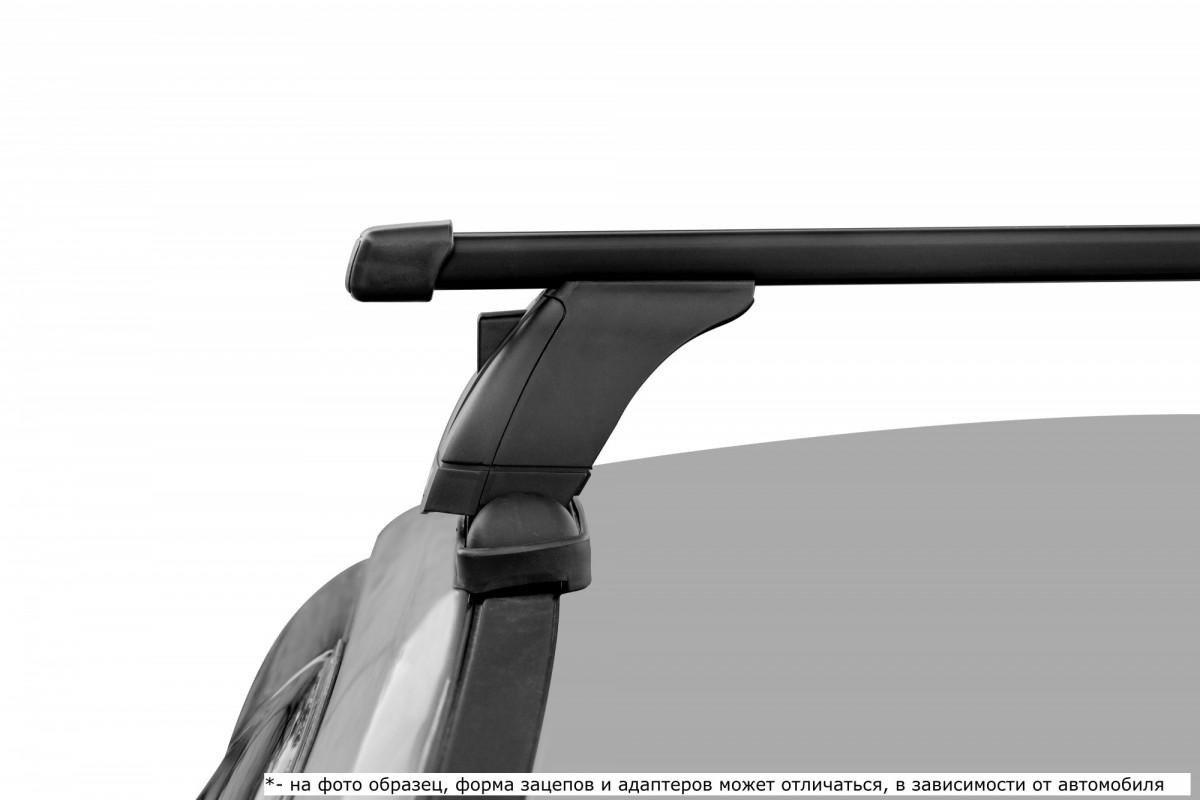 Lux, прямоугольные дуги (модельный багажник)