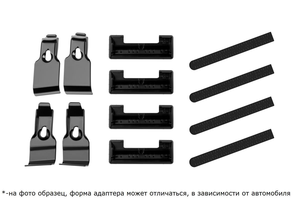 Атлант, прямоугольные дуги (модельный багажник)