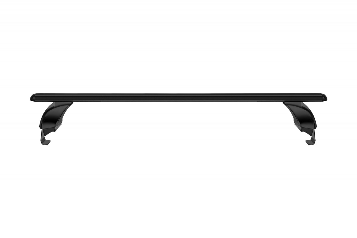 Атлант, аэродинамические дуги черные (модельный багажник)