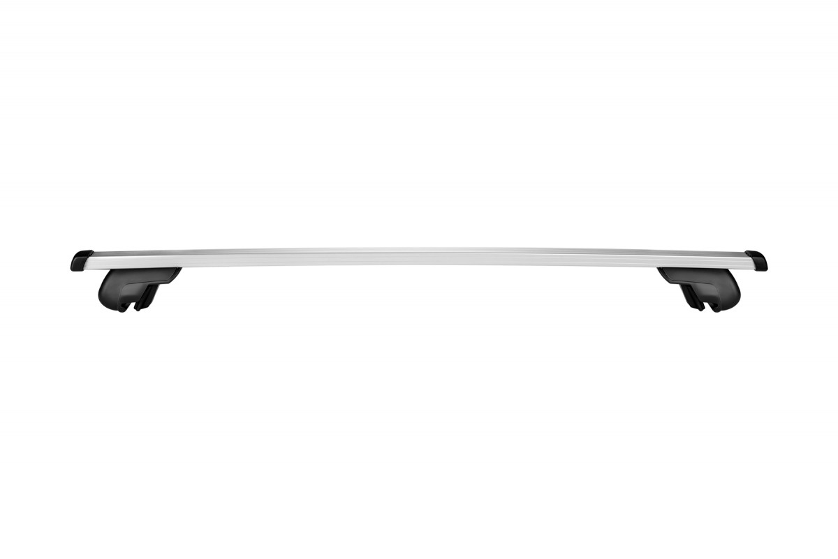 Багажник на интегрированные рейлинги Атлант прямоугольные дуги