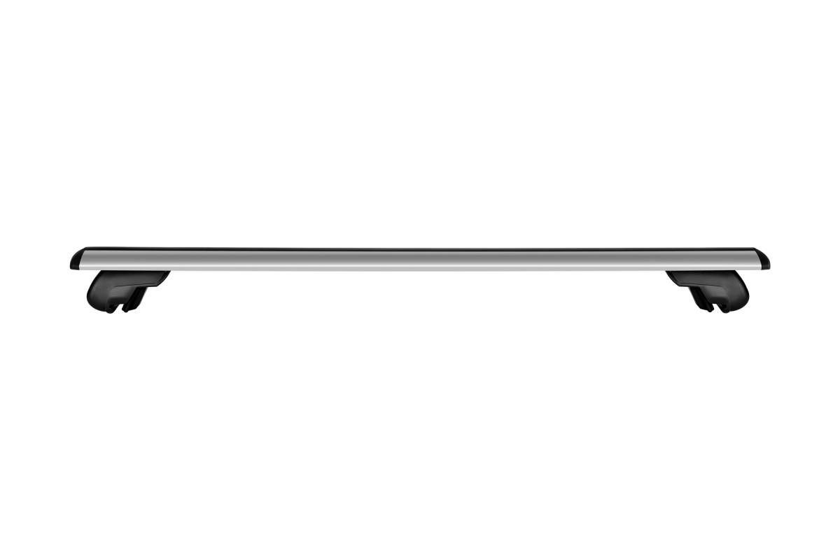 Багажник на интегрированные рейлинги Атлант крыловидные аэро дуги