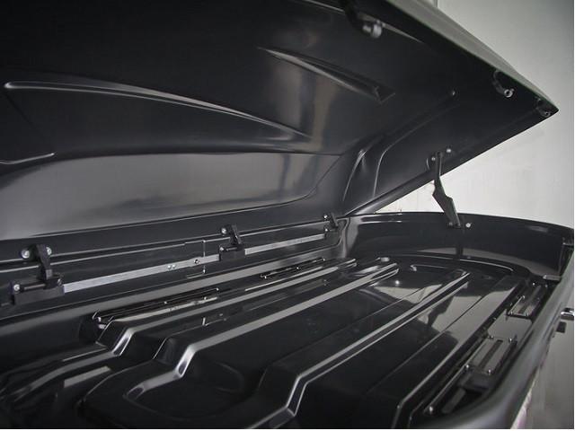 Автобокс Yago Avatar черный матовый