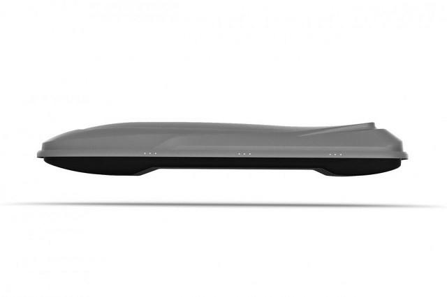 Автобокс Yago Cosmo Sport серый матовый