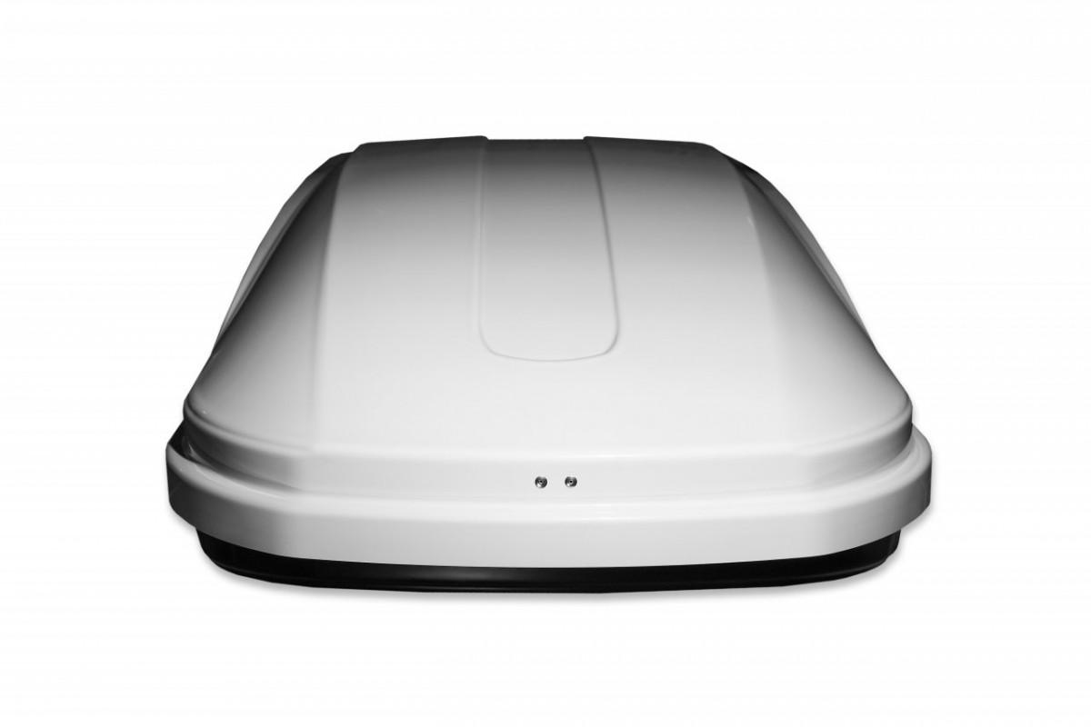 Автобокс Магнум 390 белый карбон