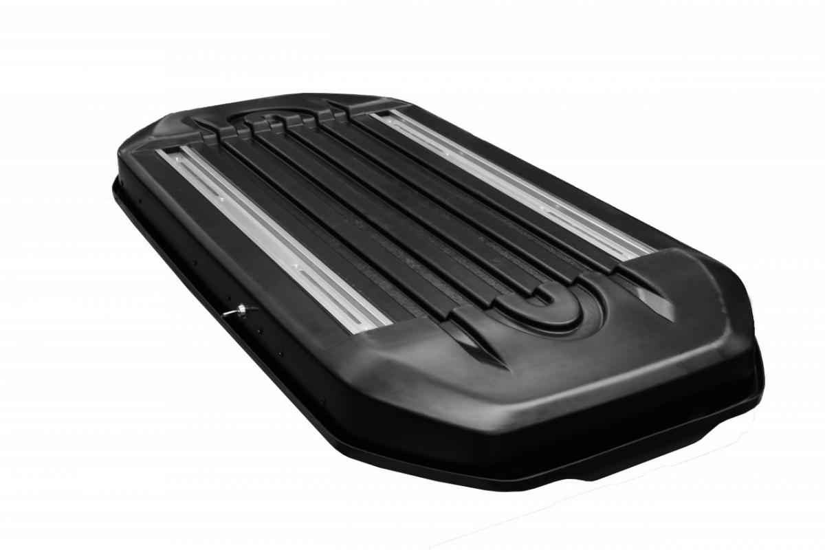 Автобокс Lux Tavr 197 черный глянец