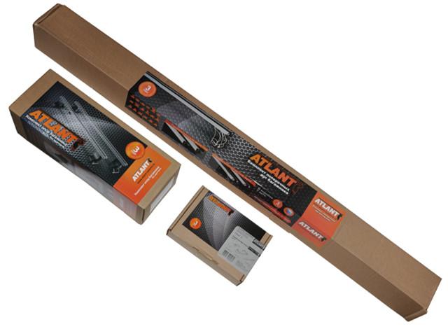 Атлант, аэродинамические дуги (модельный багажник)