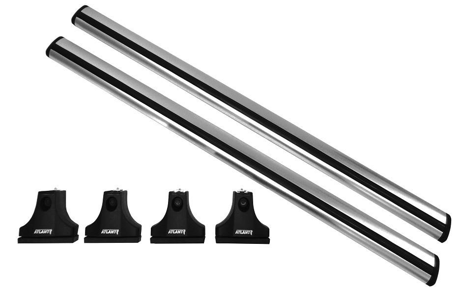 Атлант, крыловидные аэро дуги (модельный багажник)