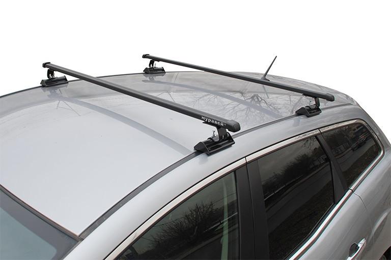 2007-... Муравей, прямоугольные дуги (универсальный багажник)