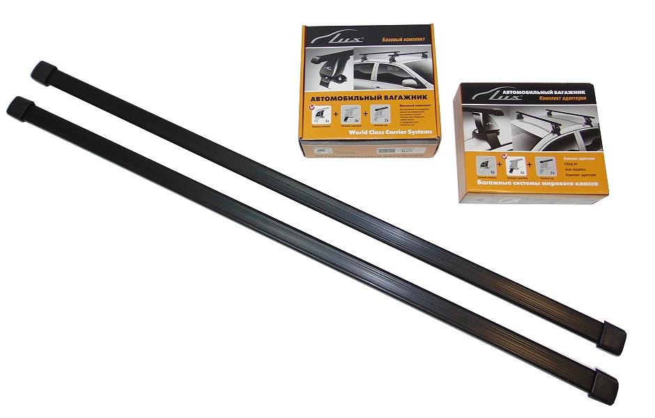 2011-... Lux, прямоугольные дуги (модельный багажник)